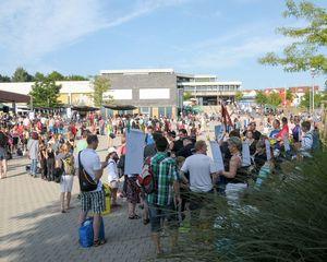 Gaukinderturnfest 2015 in Herrenberg