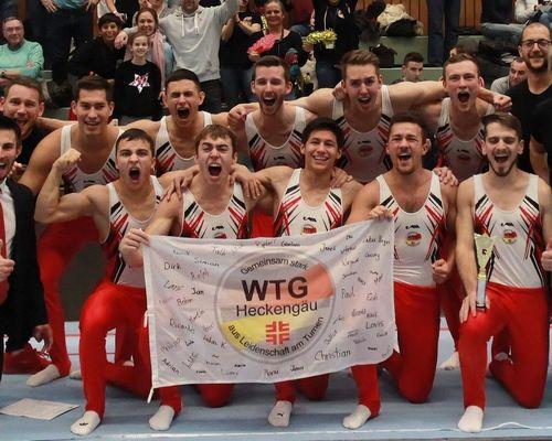WTG gelingt Bundesligaaufstieg